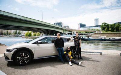 Team Vitality announce partnership with Kia France