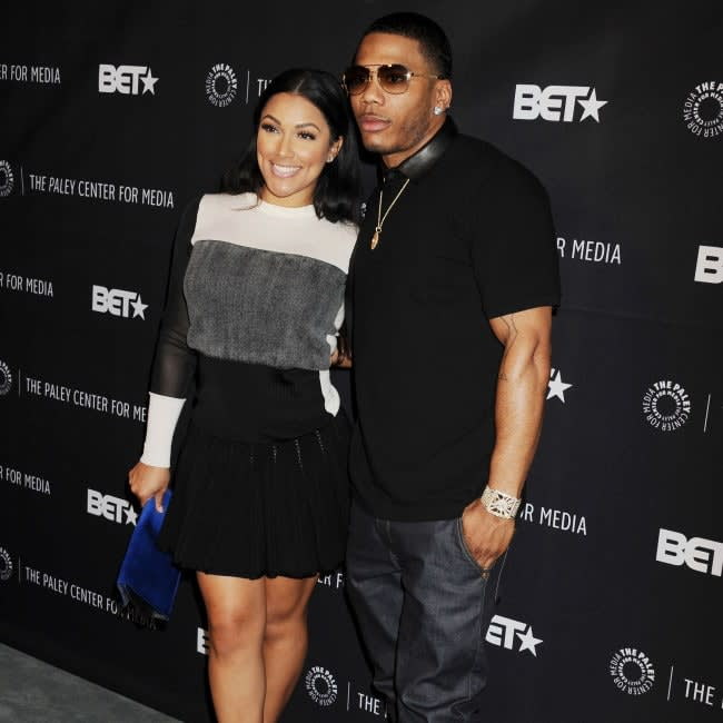 Nelly splits from Shantel Jackson after six-year romance