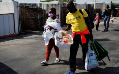 Some Haitians at U.S. border released, others deported as pressure builds on Biden