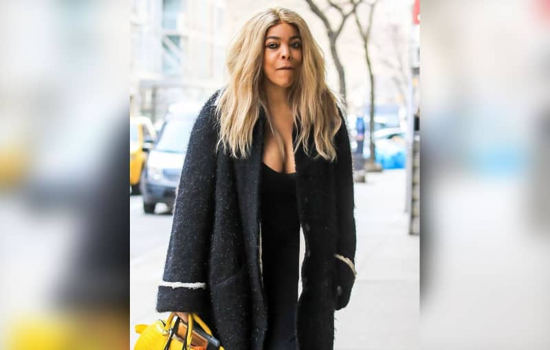Wendy Williams Spotted Vaping In NYC Amid Health Crisis, Rumors Of Strained Relationship With Son Kevin Jr.