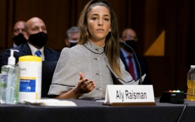 Gymnast Aly Raisman opens up about sexual abuse in TV special